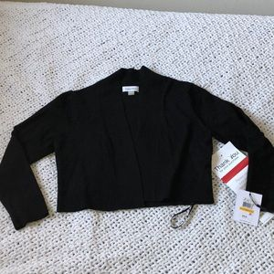 Calvin Klein bolero sweater